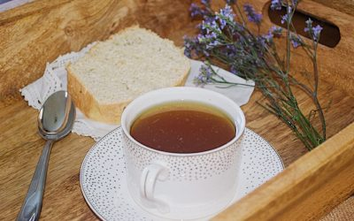 Homemade Beef Broth Recipe