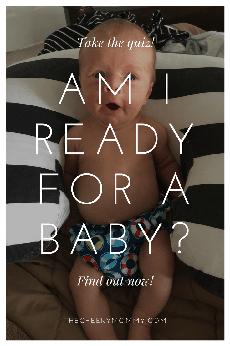 Am I ready to have a baby? Take the fun quiz to find out!