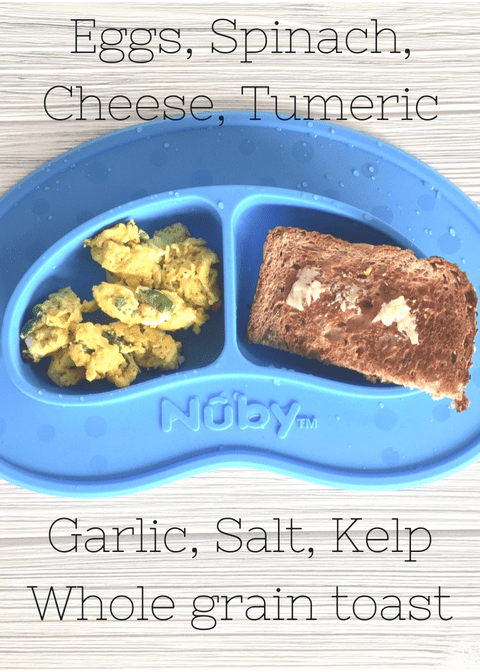Healthy breakfast meals for toddlers