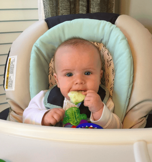 15 healthiest first foods for baby led weaning