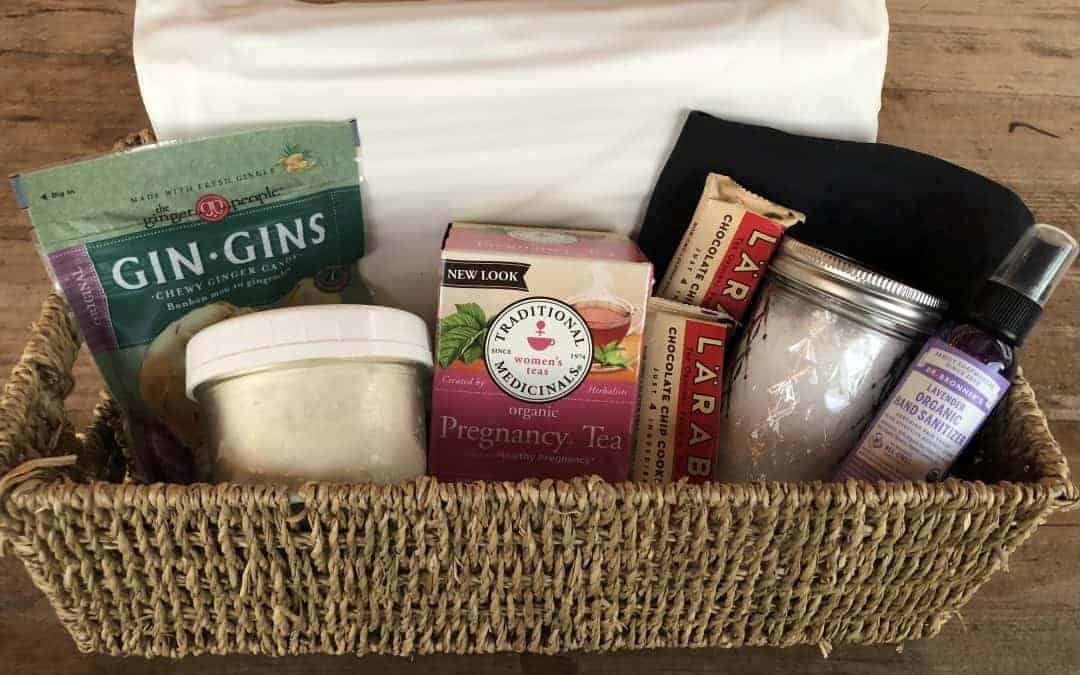 How to Make a Pregnancy Survival Kit for Your Expecting Friend