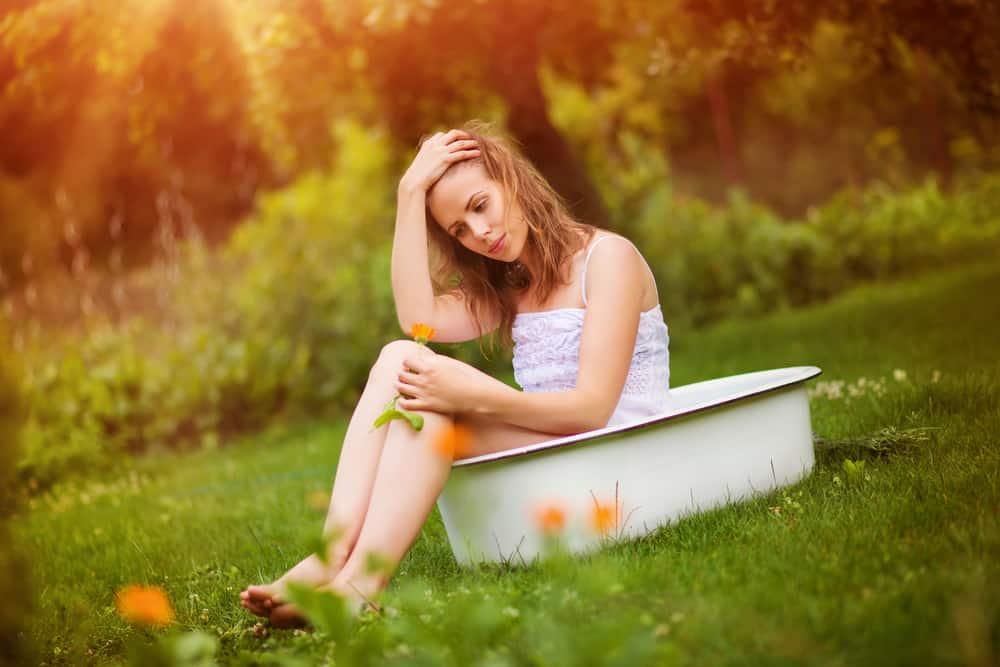 what to put in a postpartum sitz bath
