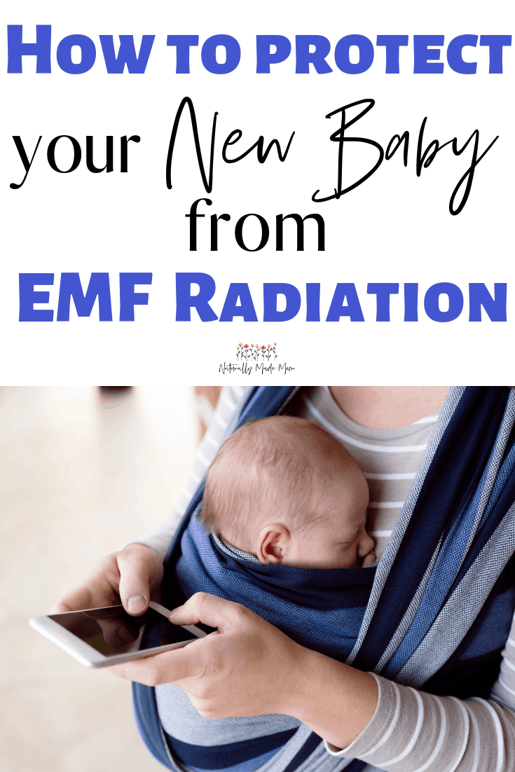 EMFs and Babies: How to Protect Your Child from the