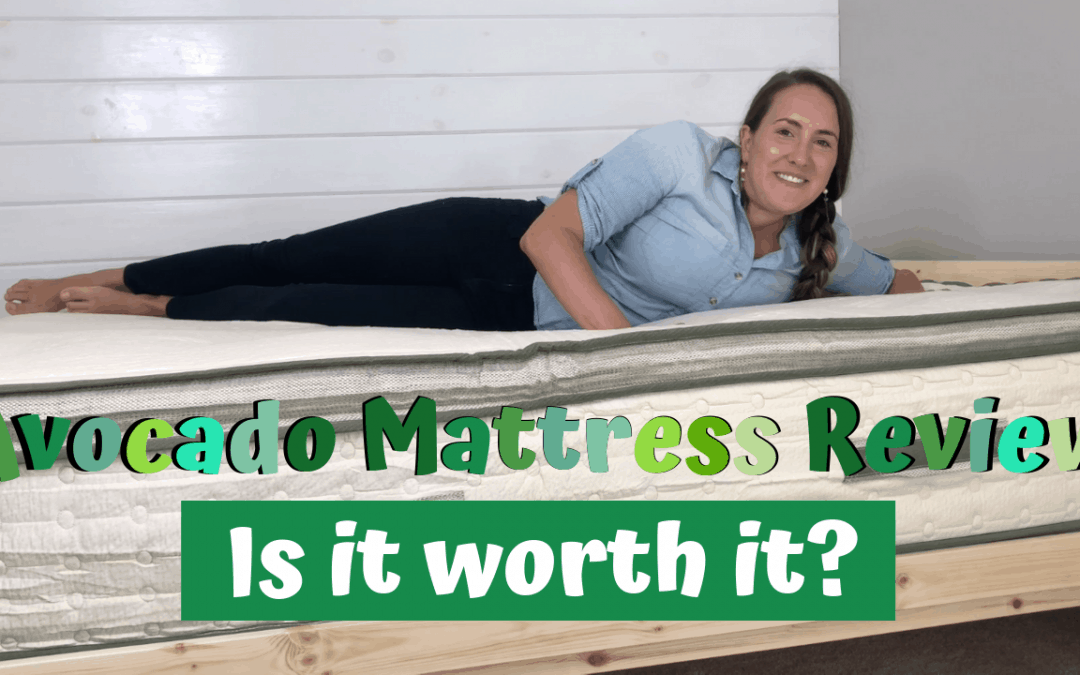 My Honest Avocado Green Mattress Review
