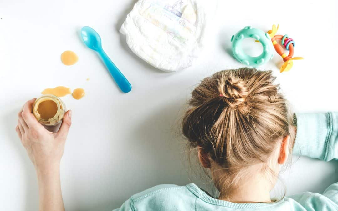 tips for exhausted moms